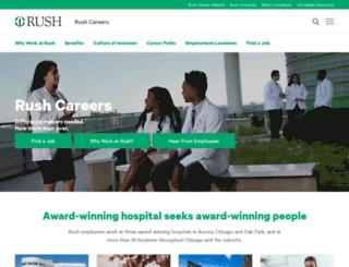 jobsatrush.com screenshot