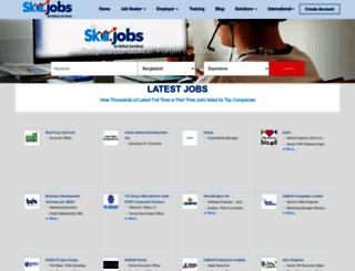 jobsbd.com screenshot