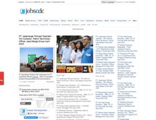 jobscdc.com screenshot