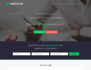 jobsearch.ie screenshot