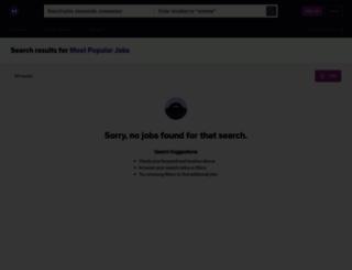 jobsearch.monster.ie screenshot