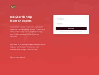 jobsearchdating.com screenshot
