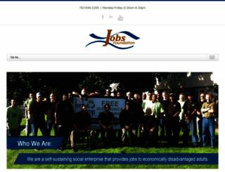 jobsfoundation.org screenshot