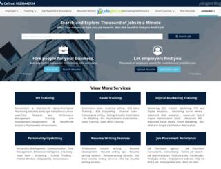 jobsglint.com screenshot