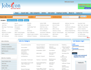 jobsicon.com screenshot