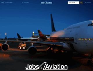 jobsinaviation.com screenshot