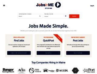 jobsinme.com screenshot