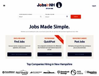 jobsinnh.com screenshot