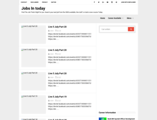 jobsintoday.blogspot.com screenshot