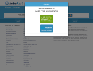 jobskart.net screenshot
