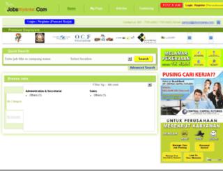 jobsmyarea.com screenshot