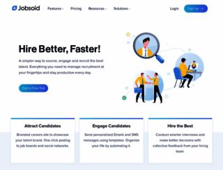 jobsoid.com screenshot