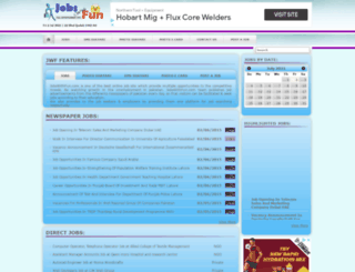 jobswithfun.com screenshot