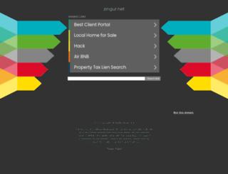 jobtrain.co.uk.zingur.net screenshot
