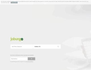 jobungo.co.uk screenshot