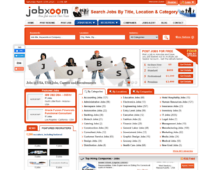 jobxoom.com screenshot