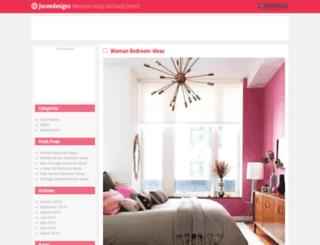 joceedesigns.com screenshot