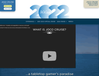 jococruisecrazy.com screenshot