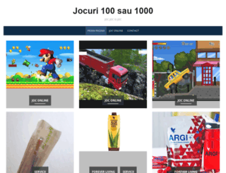 jocuri100.ro screenshot