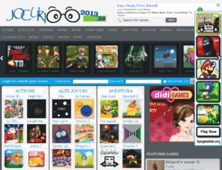 jocuri2013.ro screenshot