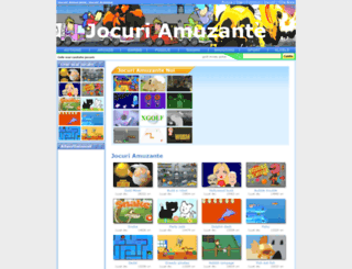 jocuriamuzante.pufulici.ro screenshot