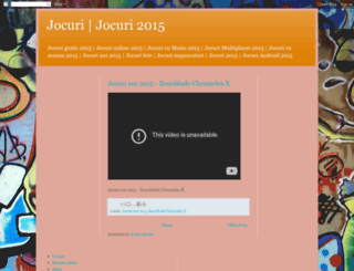 jocurigratis.blogspot.com screenshot