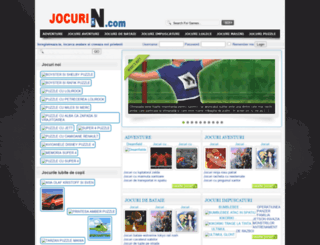 jocurin.com screenshot