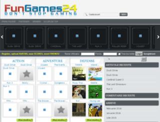 jocuriweb.com screenshot