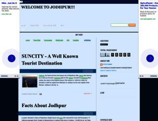 jodhpurinfo.blogspot.com screenshot