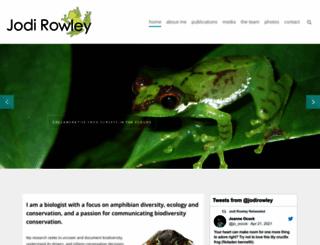 jodirowley.com screenshot