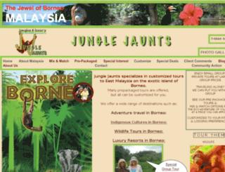 jodisjungleadventures.com screenshot