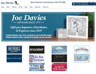joedavies.co.uk screenshot