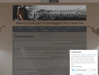 joelynnturnerbg.org screenshot