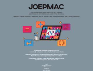 joepmac.nl screenshot