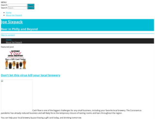joesixpack.net screenshot
