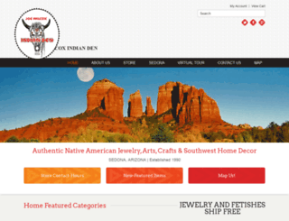 joewilcoxsedona.com screenshot