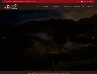 joextravel.com screenshot