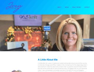 joeyfortman.com screenshot