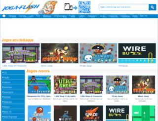 jogaflash.com.br screenshot