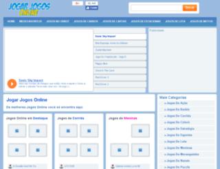 jogarjogosonline.com.br screenshot