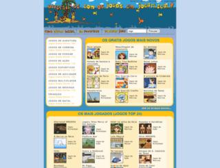jogarlegal.com.br screenshot