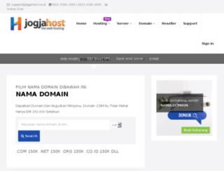jogjahost.net screenshot