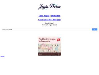 jogjapromo.com screenshot