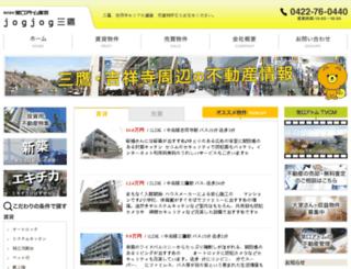 jogjog-mitaka.jp screenshot