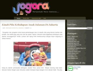 jogora.blogspot.com screenshot