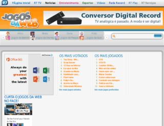 jogos-de-tiro.jogosdaweb.com.br screenshot