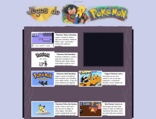 jogos-do-pokemon.gojogos.com screenshot