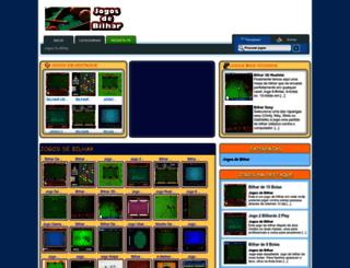 jogosdebilhar.co.pt screenshot