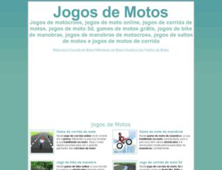 jogosdemotos.org screenshot