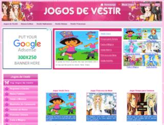 jogosdevestir.jogosk.com.br screenshot